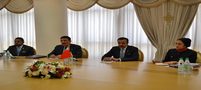 Turkmen-Bahrain political consultations were held in Ashgabat