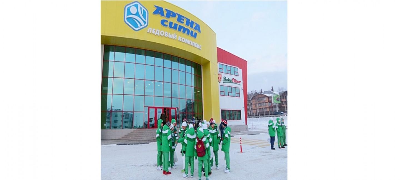 "Participation of sportsmen of Turkmenistan in the first International Winter Games ""Children of Asia"""