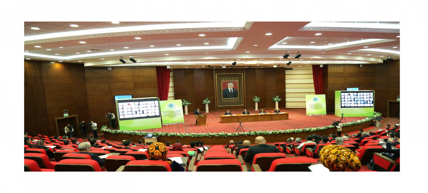 Press release on the Informational briefing of the Minister of Foreign Affairs of Turkmenistan
