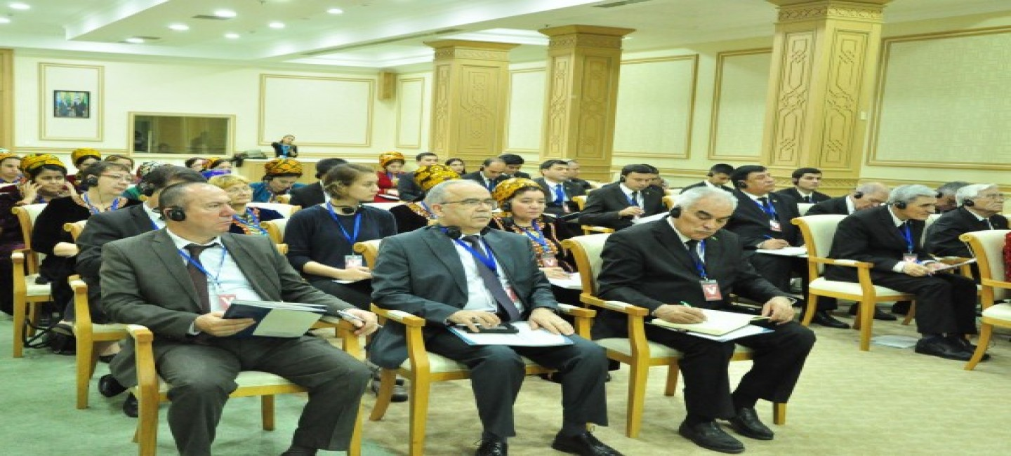 A briefing was held in Ashgabat dedicated to the European Conference of WHO