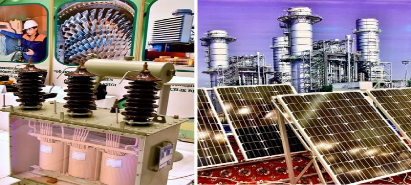 """International exhibition and scientific conference """"The main directions of development of the energy industry of Turkmenistan"""" opened in Ashgabat"""