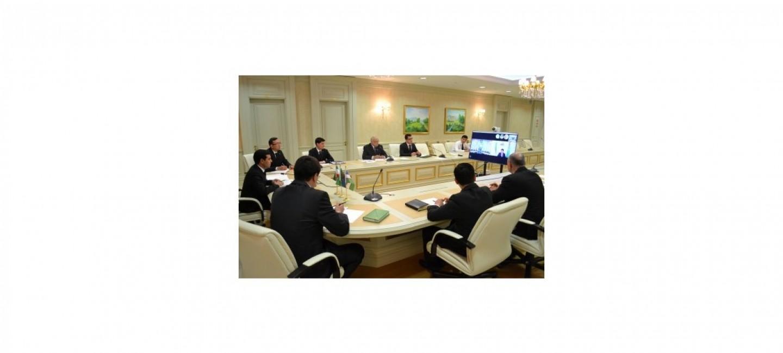 Negotiations between railway workers of Turkmenistan, Uzbekistan and Iran took place