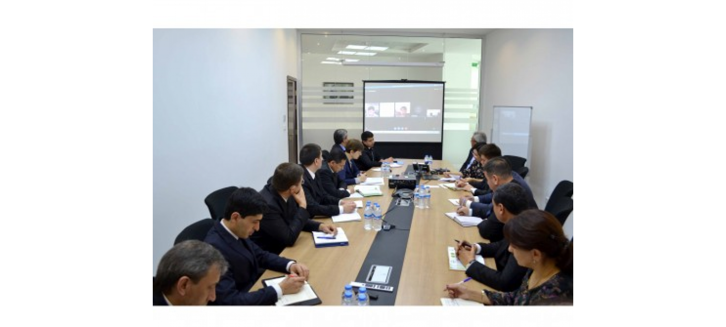 Cooperation issues discussed at the video conference meeting