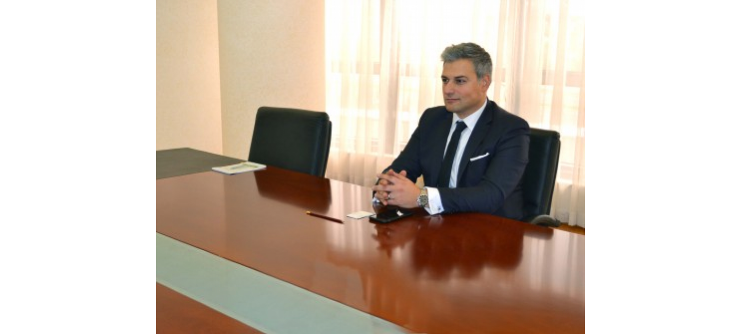 """Cooperation issues discussed with the representative of """"Euronews"""""""