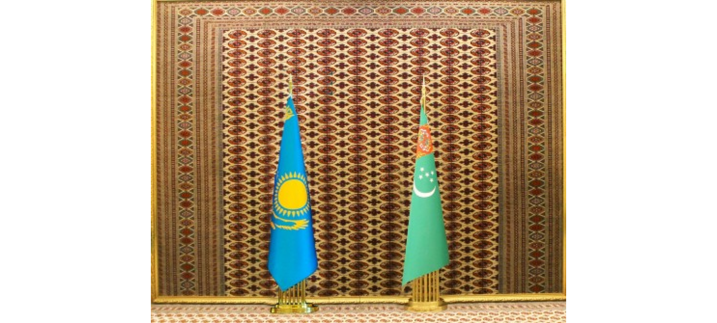 Telephone conversation of the President of Turkmenistan with the First President of the Republic of Kazakhstan