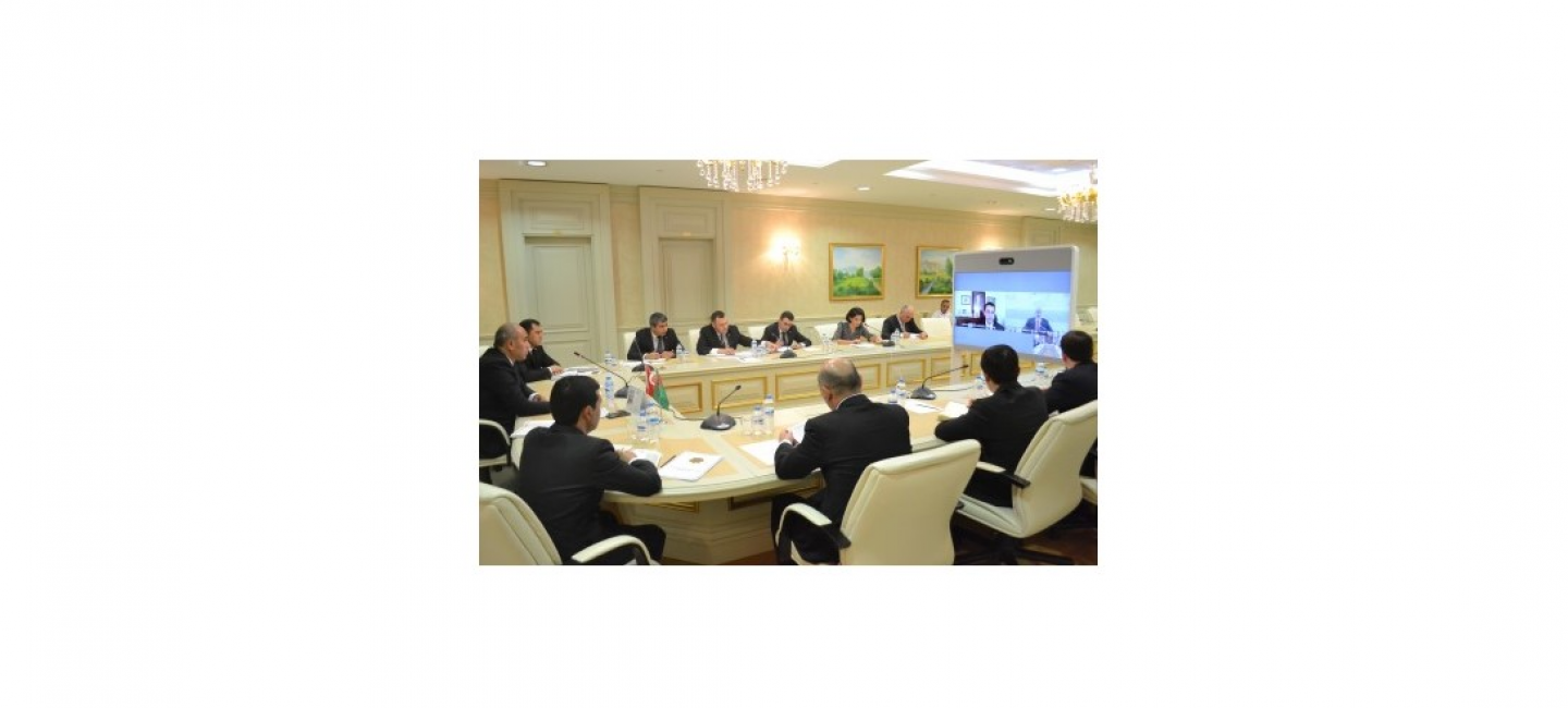 Development of cooperation in the transport sector was discussed during the Turkmen-Turkish negotiations