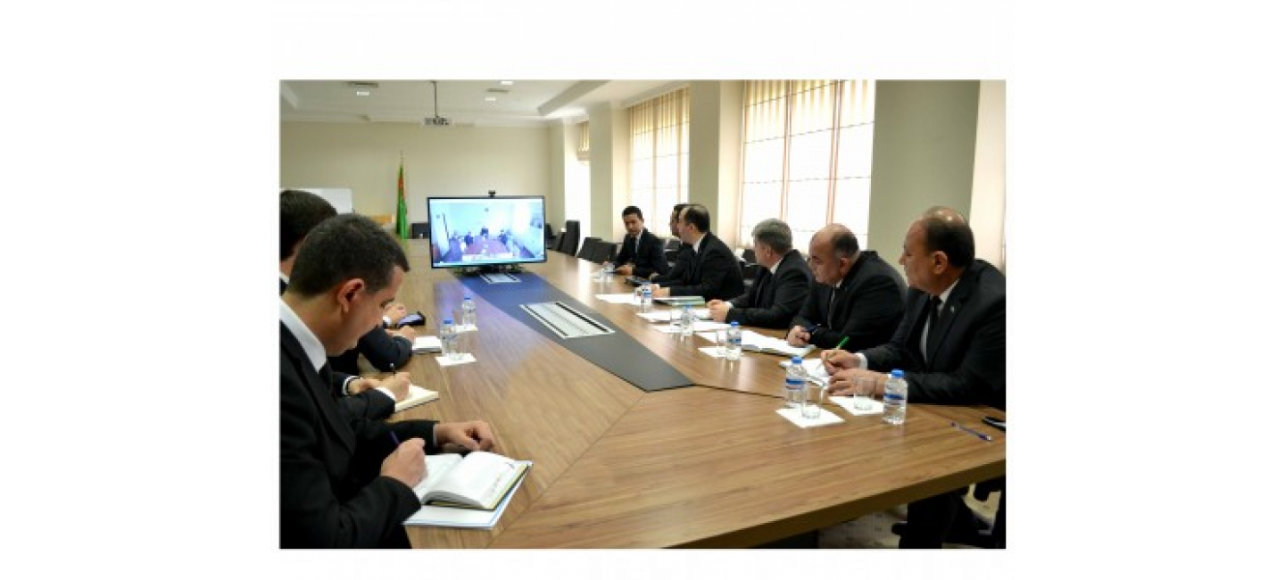 Turkmen-Tatarstan talks on cooperation in the development of the chemical industry of Turkmenistan was held