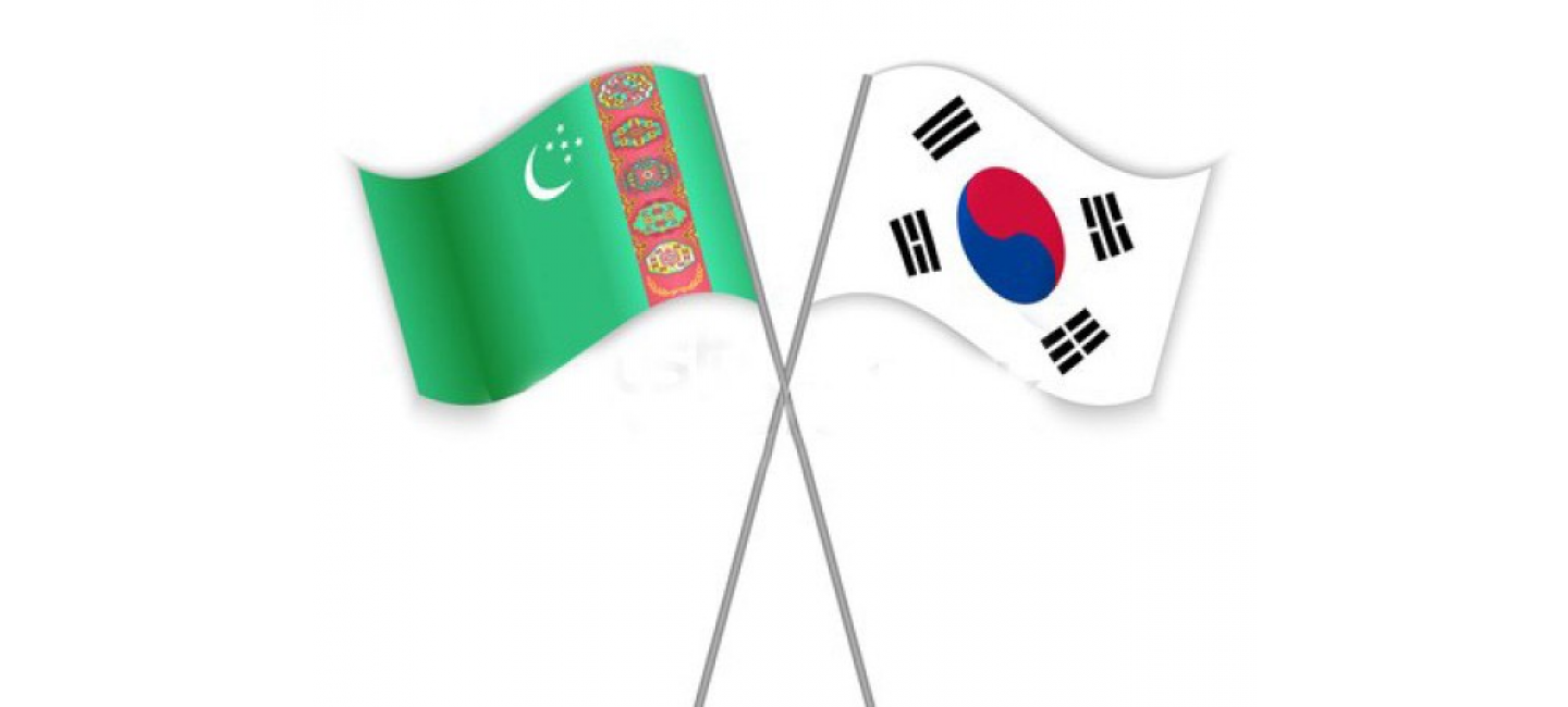 VISIT OF THE DELEGATION OF THE REPUBLIC OF KOREA TO TURKMENISTAN