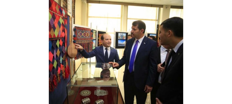 Days of Culture of Turkmenistan opened in Turkey