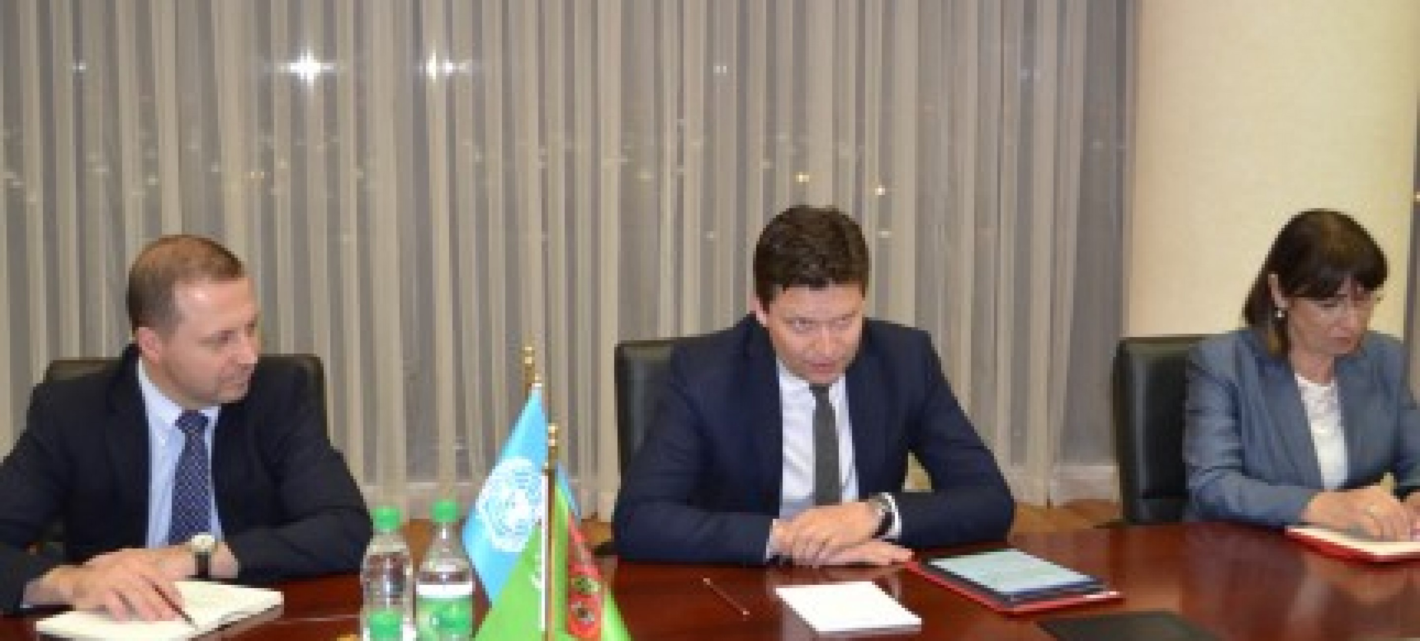 Turkmenistan and the United Nations Development Program discussed further cooperation